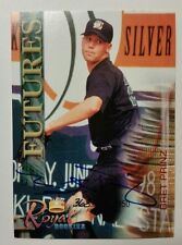 2000 Bretton Prinz Royal Rookies Futures signed Autographed #/ed