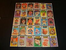 1985 HOLIDAYS SPECIAL SGORBIONS Transfers (Iron-Ons) Garbage Pail Kids You Pick