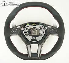 LE TEF® Leder Lenkrad für Mercedes-Benz 45 63 AMG W204 W212 X156 W176 R231 R172