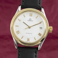 Omega Speedmaster Classic Heritage Stahl / Gold Automatik Herren Ref. 166.0285