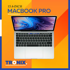 "Apple MacBook Pro 15.4"" i9 16GB 512GB SSD Touch Bar Silver 2019"