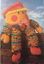 Sewing pattern Jean Greenhowe Humpty Dumpty Rosette Doll Toy 51 cm grand modèle
