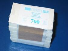 LINDNER 500 Pergamin-Tüten Nr. 700 - 45 x 60 mm und 20 mm Klappe