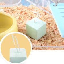 Mini Cube Hamster Grinding Stone Pet Mice Rat Rabbit Teeth Care Mineral Chew Toy