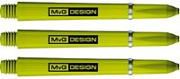Winmau MvG Signature Nylon Stems - Dart Shafts - Medium & Short