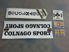 Kit adesivi decals compatibili Colnago  Sport