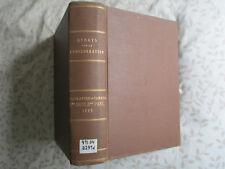 Débats parlementaires sur la question de la confédération 1865 Reprint