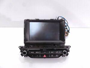 KIA NIRO 2018 NAVIGATION SYSTEM RADIO NAVI 96550-G5010 MODEL : LAN6800EKDE