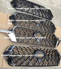 for Toyota Land CRUISER 200 front grill TRD style SUPERIOR