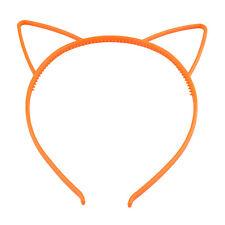 Kids Women's Cat Ears Headband Hair Hoop Plastic Orecchiette Hair Accessories