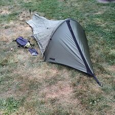 Nemo Gogo SE Tent Gently Used - Green and Black