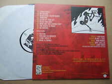 STALAG 13 In Control LP Ill Repute Mystic Oxnard Dr Know Jaime Hernandez Artwork