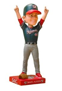 2020 Daniel Hudson SGA Bobblehead 2019 2021 Washington Nationals World Series