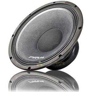 "PRV Audio 12"" Mid Range Speaker Alto Series 8 Ohm 750 Watts Max 12W750A Car"