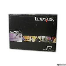 Tóner Lexmark 12A7460 Negro T630 - T632 - T634 - 5000 Páginas A26