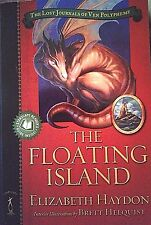 THE FLOATING ISLAND-THE LOST JOURNALS OF VEN POLYPHEME-BY ELIZABETH HAYDON-