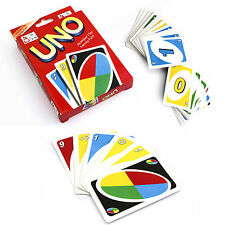UNO Cards Game Family Game Number of Cards 108 Players NIP
