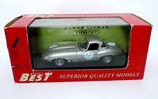 """Jaguar Tipo """"E"""" Spyder Nurburgring 1963  - Best Model 1:43"""