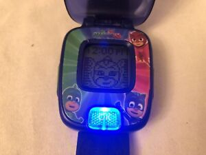 PJ Mask Super CatBoy Learning Watch Blue Age 3-6 Tested and Works!