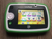 Leapfrog Leappad 3 kids learning tablet in green with games