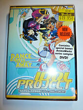 Idol Project Volume 2 Final Concert DVD anime OVA series magical girl comedy NEW