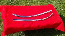 1949 1950 1951 1952 chevrolet   pontiac  lower  windshield   trim SHOW