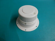 "RV Camper Sewer Roof Vent Holding Tank Camping White 1 1/2"" Pipe Plastic VC-240"