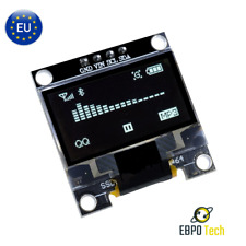 OLED 0.96 Zoll 128x64 Pixel Display Arduino