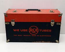 Vintage Radio Tubes RCA Tv Radio Repairman Set - Including Tubes