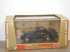 1936-48 Fiat 500C Topolino - Brumm 1:43 in Box *42935