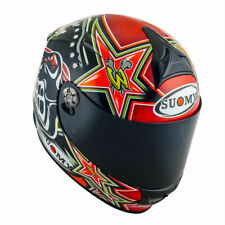 Suomy SR Sport Biaggi Replica 2015 Full Face Motorcycle Helmet
