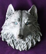 Game of Thrones Direwolf GOT Dire Wolf Ghost White lightBlue eyes Collectors NEW