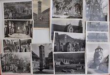 29209 Foto AK Sammlung Kloster Hirsau bei Calw viele Detailansichten um 1940-50