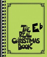 The Real Christmas Book Sheet Music Eb Edition Real Book Fake Book NEW 000240346