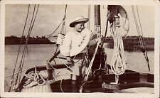 ? Harwich. Royal Harwich Yacht Club boy.