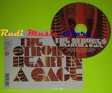 CD Singolo THE STROKES Heart in a cage 2006 ROUGH TRADE RTDADSCD305 mc dvd (S7)