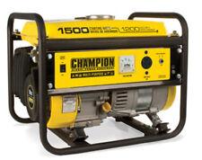 Champion 1200/1500 Watt Portable Gas-Powered Generator CARB 42436 Generator NEW