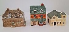Miniature Houses Made In England Hotel Chemist Around The Corner Charles Keller