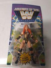 Masters Of The WWE Universe MOTU Becky Lynch  Brand New Sealed Figure he-man aew