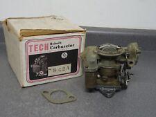 Reman Carter YFA 1-Barrel Carburetor 842a 1975 1976 Ford Mercury 200 6-Cylinder
