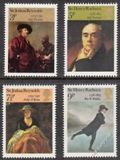 GB 1973 British Paintings SG931-4 Complete Set Unmounted Mint