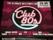 CD de musique rock années 80 sur album