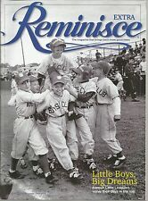 Reminisce Extra May 2013 Little Leaguers/Julia Child/Rehearsal Club