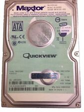 "Maxtor 300GB SATA Hard Drive (6L300S0 BACE1G20 Quickview) 3.5"" Internal PC HDD"
