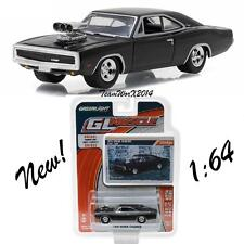 GREENLIGHT 13170B MUSCLE SERIES 17 1970 DODGE CHARGER DIECAST CAR 1:64