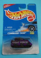 Hot Wheels - Command Tank #486