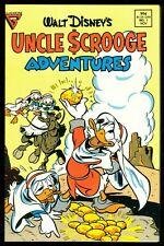 Walt Disney's UNCLE SCROOGE ADVENTURES #1-10 (Gladstone, 1987-88) - VF/NM