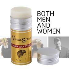 Men Women Hair Styling Pomade Stick Rapid Fixed Repair Hair Wax Not Oily AZ