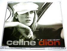 cd-single, Celine Dion - One Heart, 4 Tracks, Australia