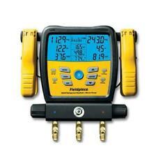 Fieldpiece Sman380v Sman380v 3 Port Digital Manifold With Micron Gauge